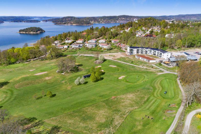 Dala trähus lyckorna golfklubb lägenheter
