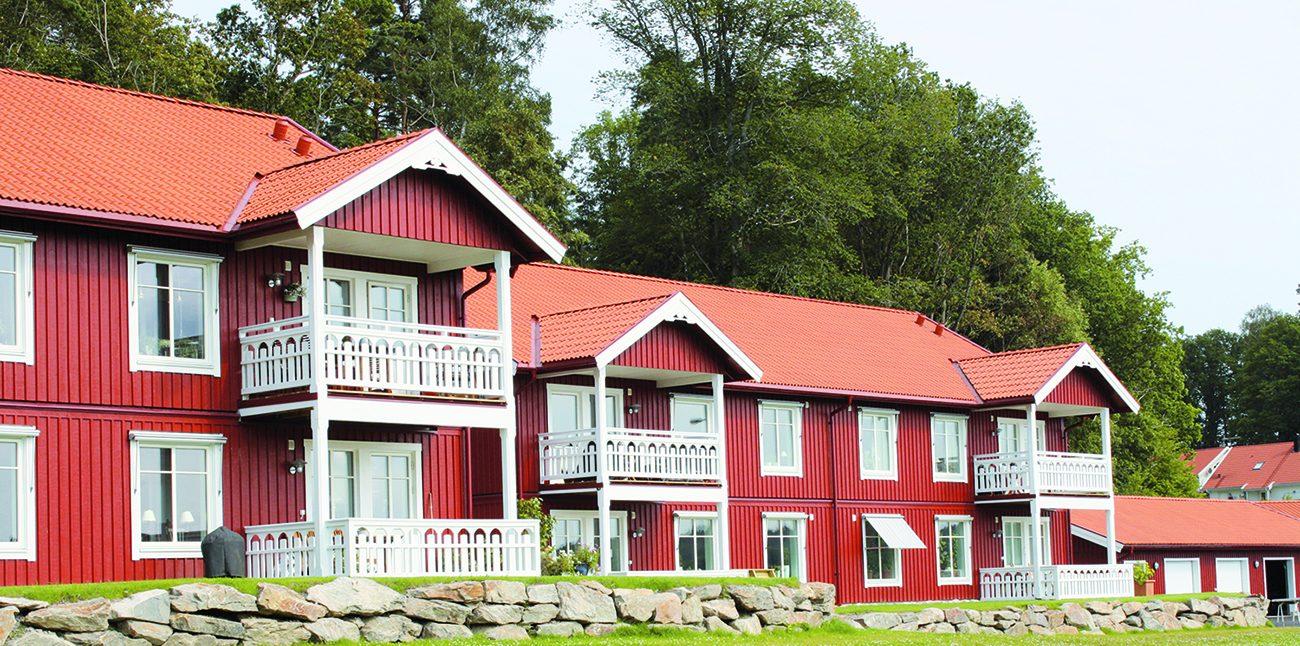 Bostadsrätter i Ljungskile